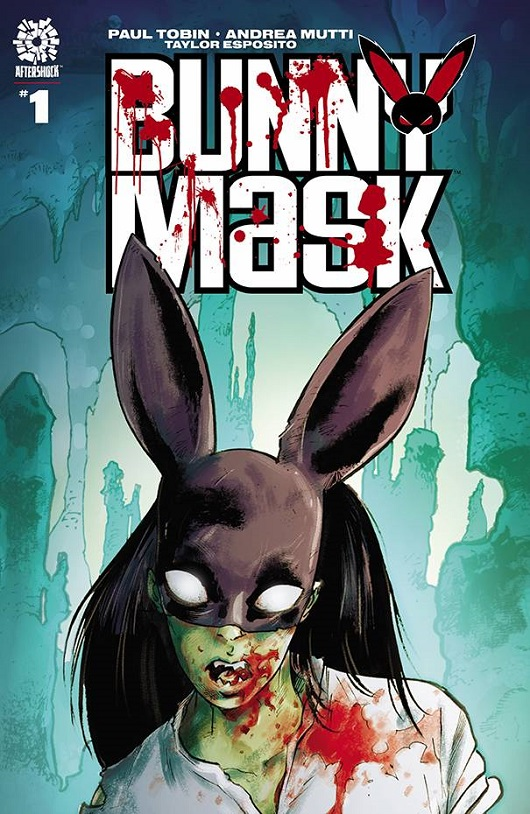 Cover of Bunny Mask #1