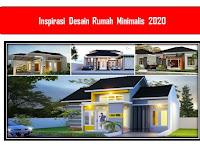 Inspirasi Desain Rumah Minimalis 2020