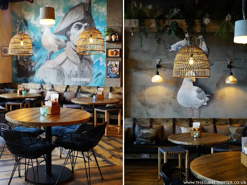 HUBBOX - Spinnaker Dining Quarter, Gunwharf Quays