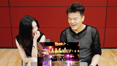 Sunmi and JYP Reaction Video