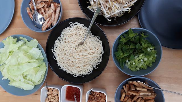 DIY Food: vietnamesische Sommerrollen