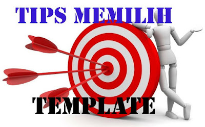 Tips Memilih Template Blog