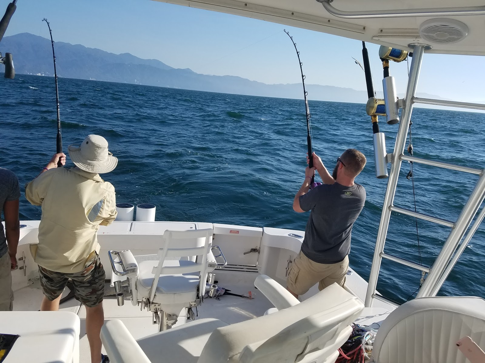pv sportfishing puerto vallarta client fishing review