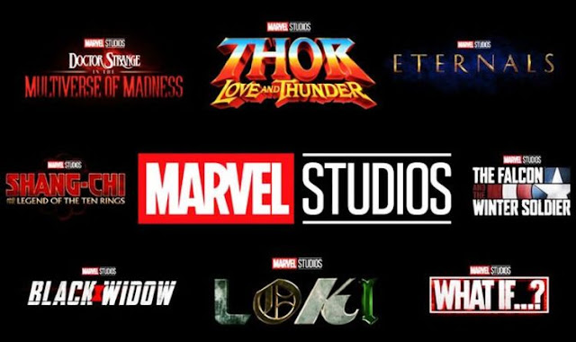 Every Marvel Phase 4 Movie And TV Show  Announced