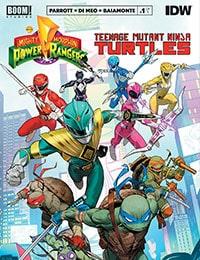 Mighty Morphin Power Rangers: Teenage Mutant Ninja Turtles