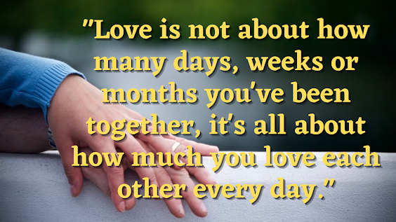 Love quotes for him - Deep, Romantic & Cute Love