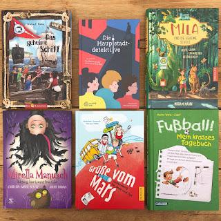 Kinderbuchempfehlungen ab 8 Jahren
