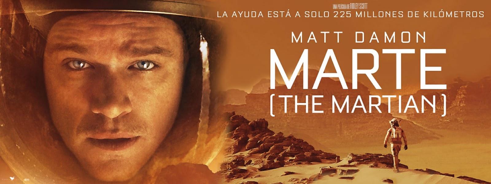 Marte - The Martian