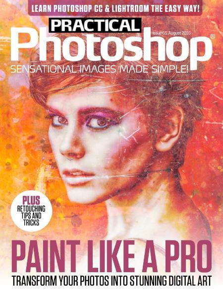 Practical Photoshop - August 2016 PDF