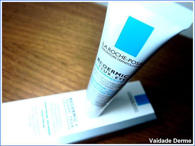 Redermic + Olhos La Roche-Posay para uma pele MUITO + jovem, lisa e radiante! Um poderoso anti rugas.