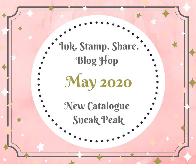 Ink Stamp Share blog hop