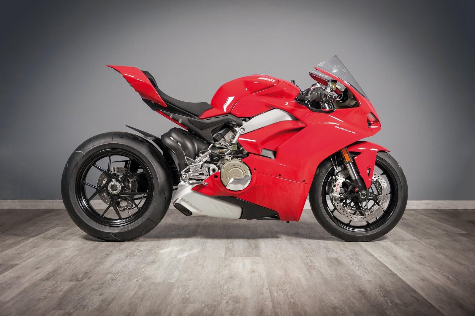 Sbk Motoworks Bonamici Racing Parts For Ducati Panigale V4 V4s