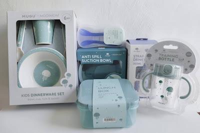 review peralatan makan bayi