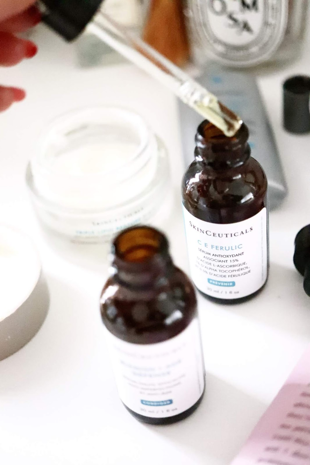 toronto 1clinic spa review, skinceuticals