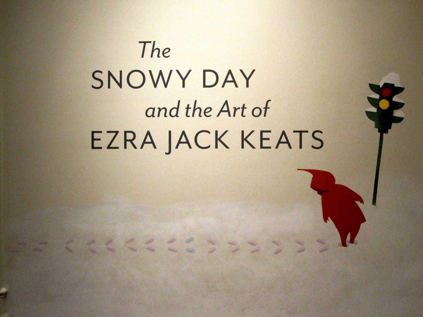 Art Explorium Ezra Jack Keats At The Jewish Museum