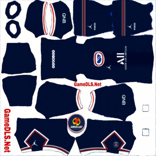 Kit PSG Dream League Soccer 2022