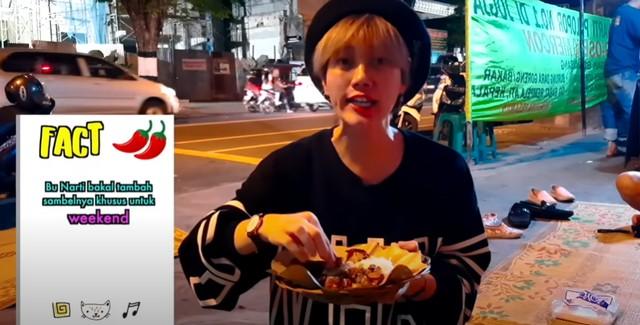 "Referensi Kuliner Jogja Ala Food Vlogger ""Ria SW"""