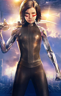 Alita Girls Mobile HD Wallpaper