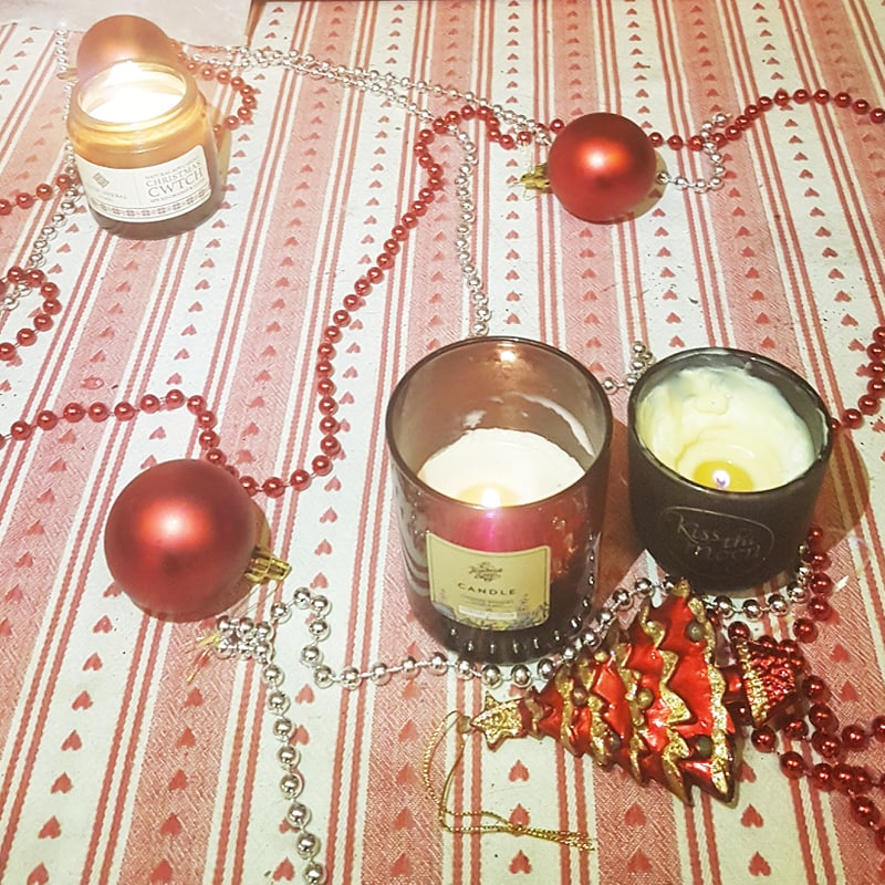 Natural Nontoxic Candles for Winter Review