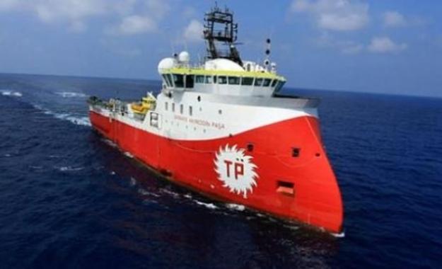 Νέο γύρο ερευνών για πετρέλαιο και φυσικό αέριο ξεκινά η Τουρκία