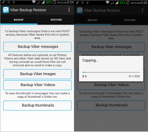 How To Recover Viber Messages On Android Mentech