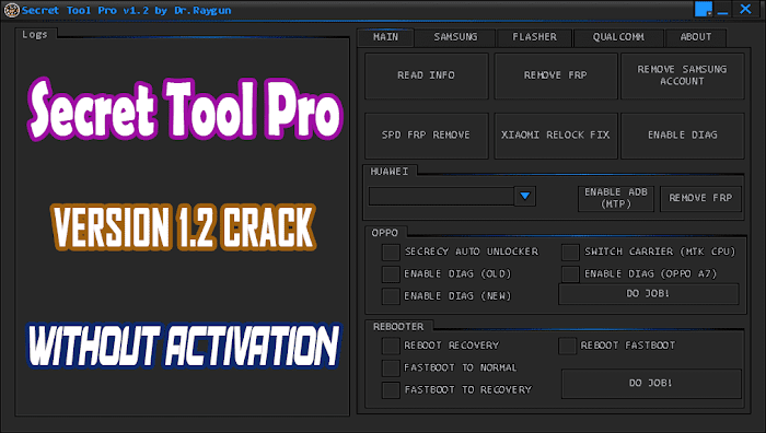Secret Tool Pro V1.2 Crack Without Activation (Free and Tested)