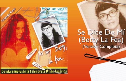 Se Dice De Mi | Yolanda Rayo Lyrics