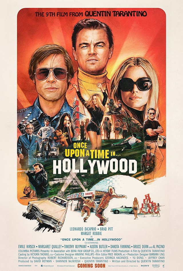 Once Upon a Time...in Hollywood 2019 Movie Download HD