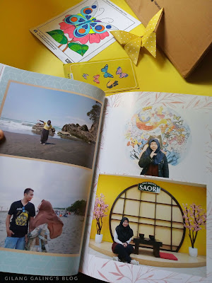 Tema dan Layout ID Photobook Keren Hardcover