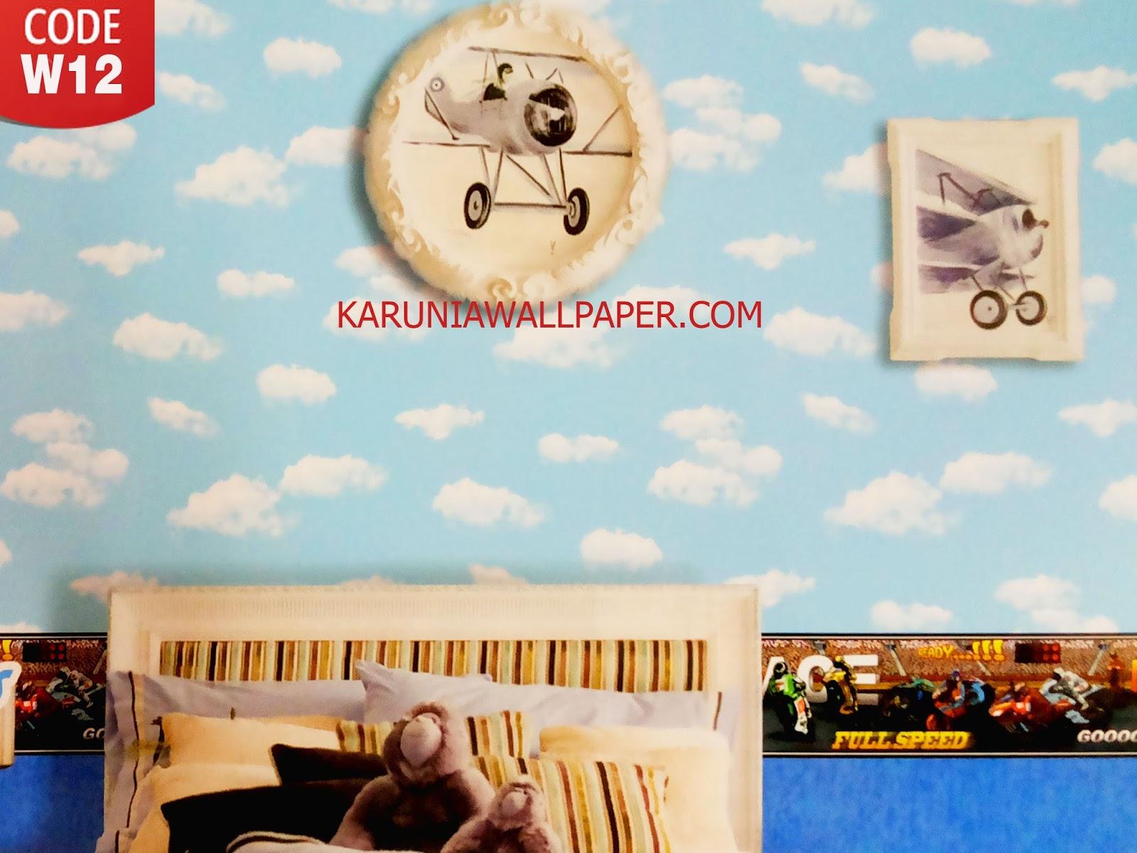 wallpaper awan langit surabaya