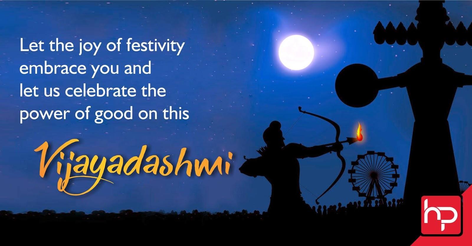 Vijayadashami Wishes Beautiful Image