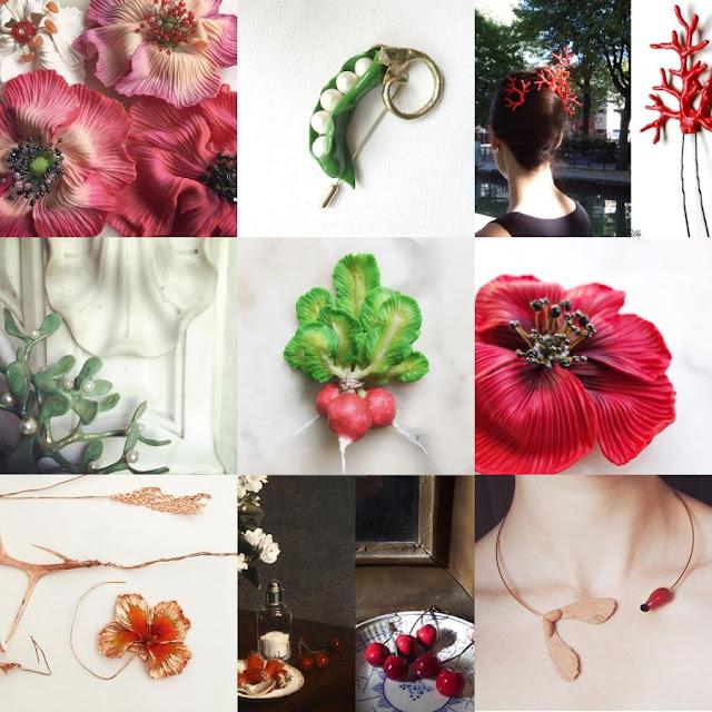 Best nine La Fille du Consul bijoux createur 2020 statement jewelery