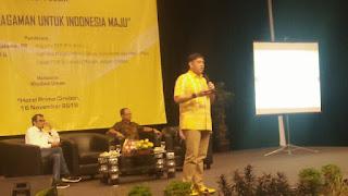 Milenial menjaga Keberagaman Untuk Indonesia maju