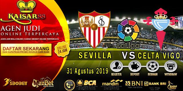 Prediksi Bola Terpercaya Liga Spanyol Sevilla vs Celta Vigo 31 Agustus 2019