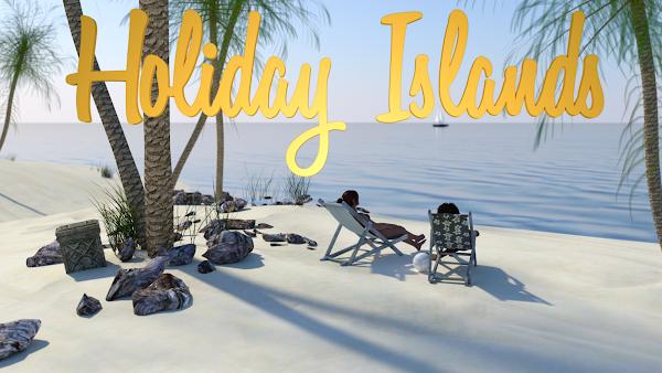 Holiday Islands [v0.10.2] Devon Andersson
