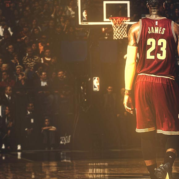 Lebron James NBA Wallpaper Engine