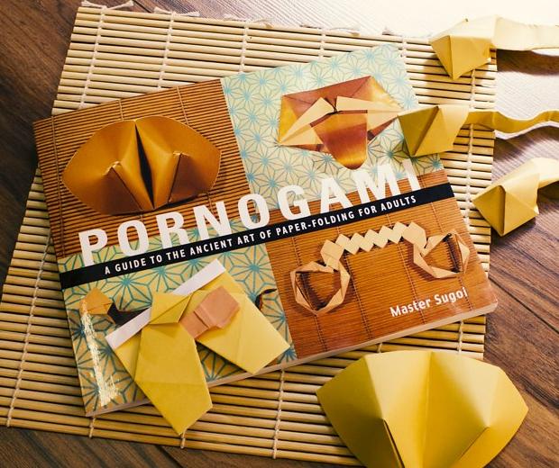 Pornogami Pornographic Origami