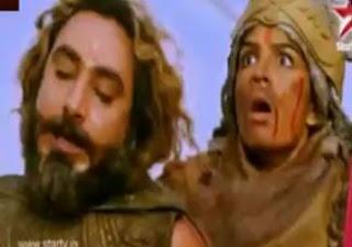 Sinopsis Mahabharata Episode 173 - Srikandi Kena Pedang Sengkuni