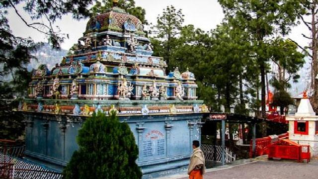Shimla Attraction - Sankat Mochan Temple
