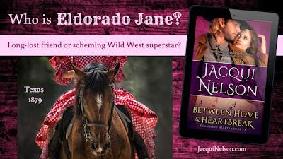 Who is Eldorado Jane? Long-lost friend or scheming Wild West superstar?