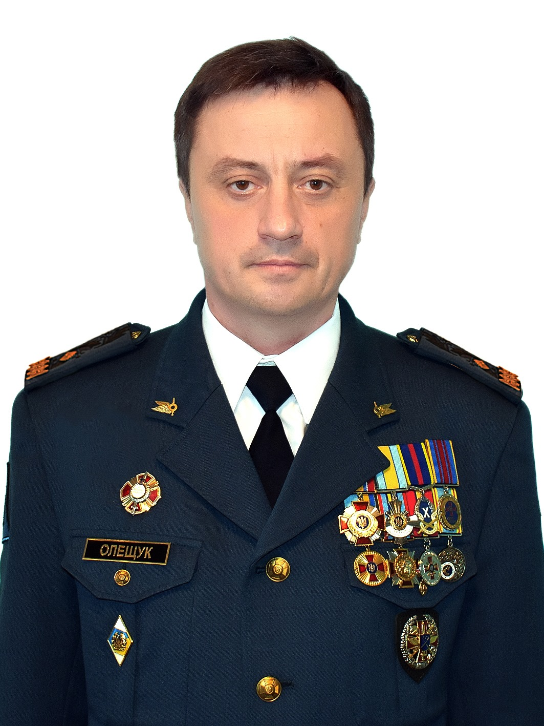 Микола Олещук