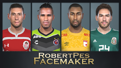 PES 2019 Facepack v2 by RobertPes Facemaker
