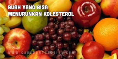 Buah-buahan penurun kadar kolesterol