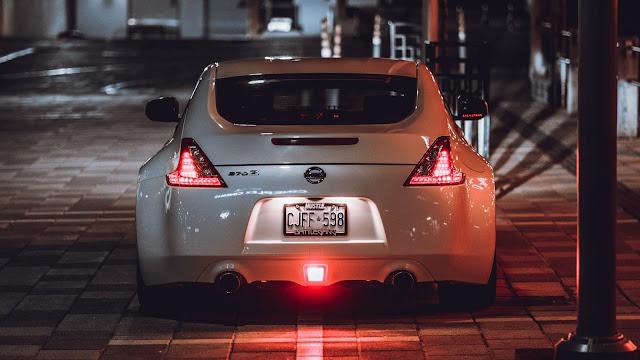 Papel De Parede HD Celular Nissan 350z