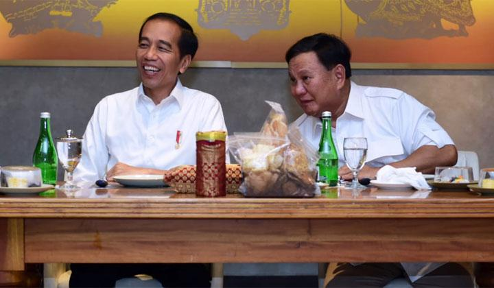 Jokowi Eyes Better Democracy by Appointing Prabowo as Minister
