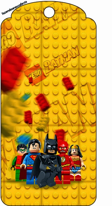 Lego Movie Free Party Printables  Oh My Fiesta in english