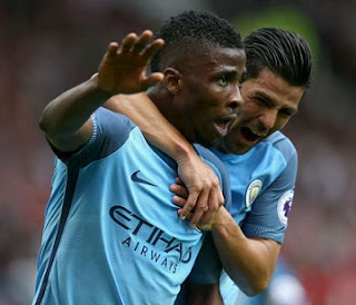 Iheanacho Sinks Mourinho In Manchester Derby As City Wins 1 - 2