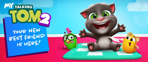 My Talking Tom 2 Mod 2.2.1.54 - Free APK Download for Android