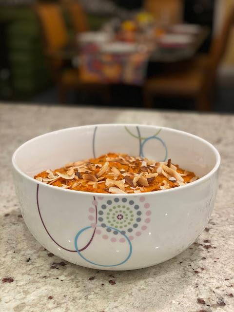 Sensational Sweet Potato Casserole