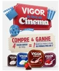 Promoção Vigor Compre Ganhe Ingressos Filme De Pernas Pro Ar 3